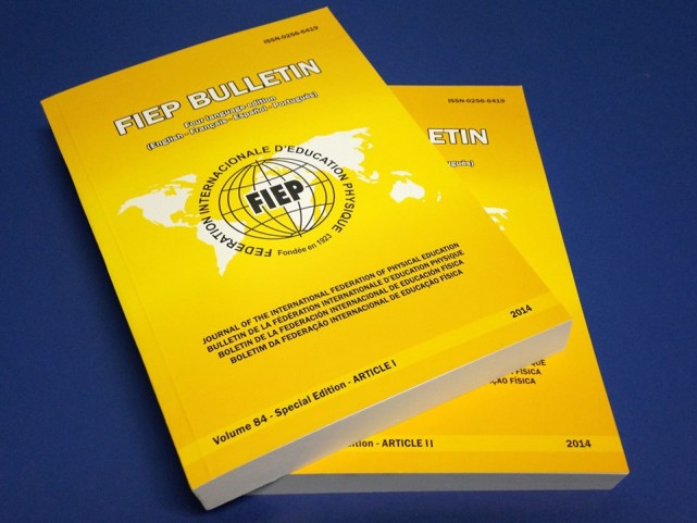 Capa do FIEP Bulletin 2014, Special Edition